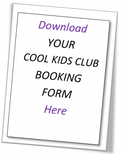 CKC Booking Form 2