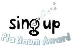 Sing up Platinum