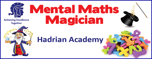 Mental Maths Banner